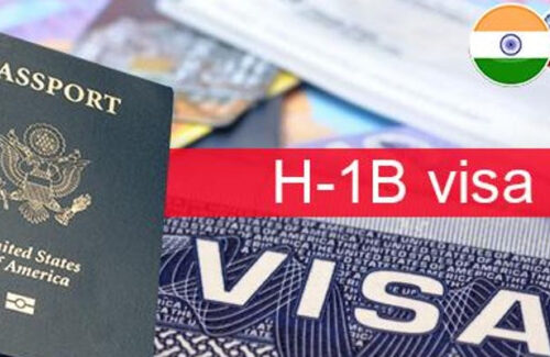 H1B Visa and Passport